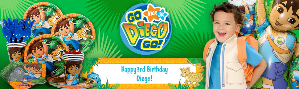 Diego Party