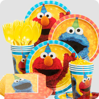 Elmo Birthday Party Supplies Decorations And Ideas