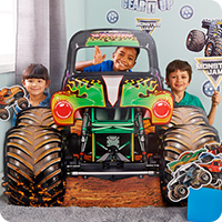 Monster Truck Birthday Party Supplies Wholesale Party Supplies