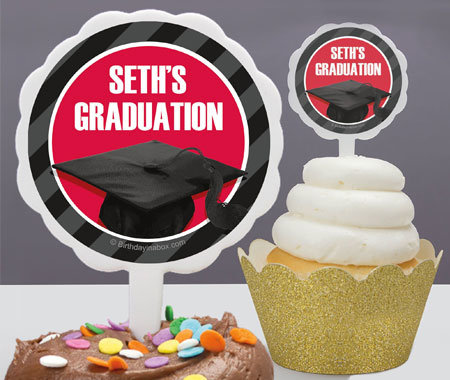 Graduation Cake Supplies
