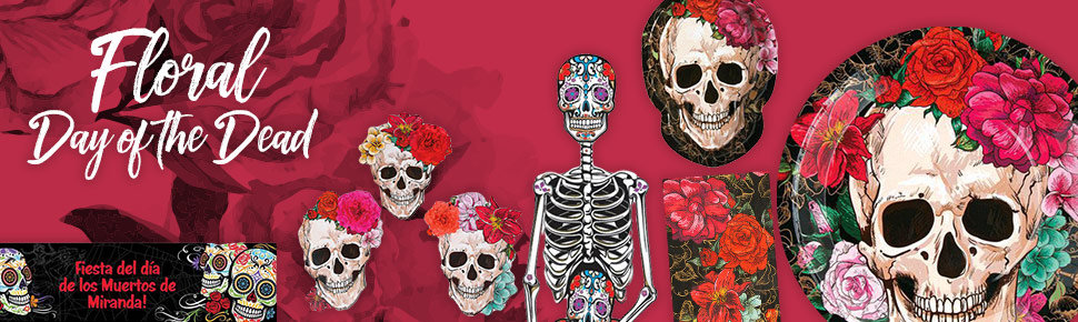 Floral Day of the dead