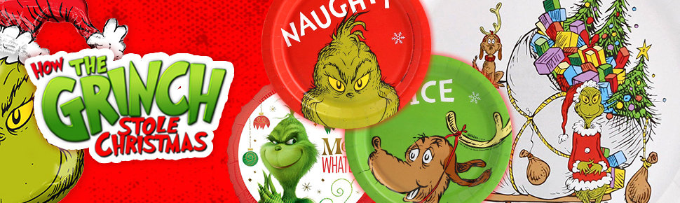 The Grinch Christmas Party.The Grinch Party Ideas For Christmas Wholesale Party Supplies