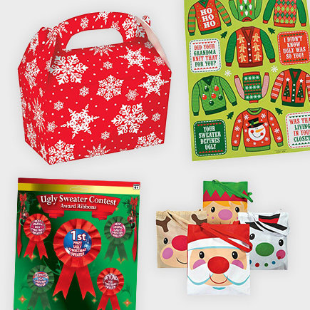 Christmas Favors and Gifts