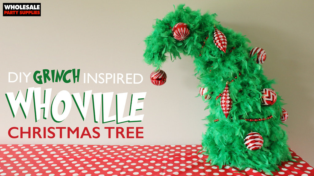 The Grinch Party Ideas For Christmas Wholesale Party Supplies