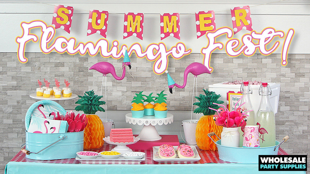 Summer Flamingo Fun Fest