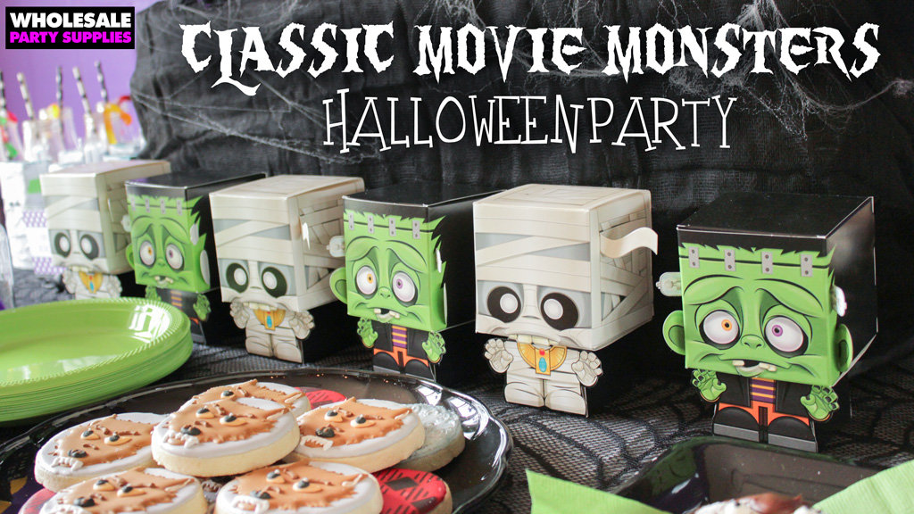 Classic Monster Party Ideas