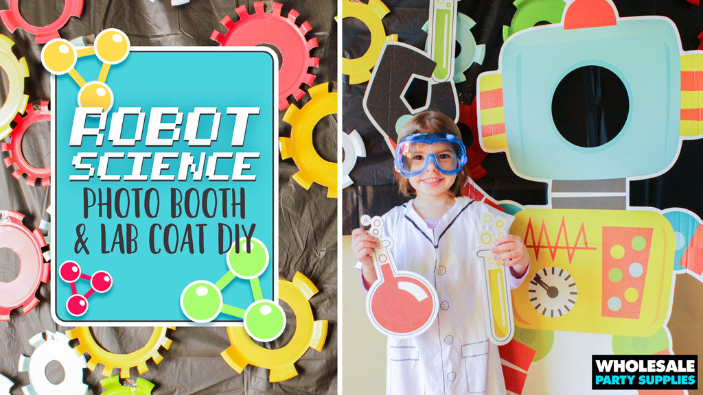 DIY Robot Photobooth