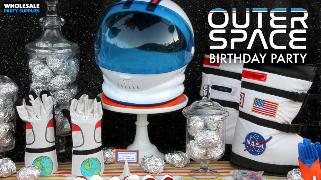 Outer Space Party Ideas