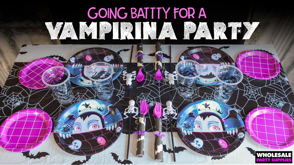 Vampirina Party Ideas