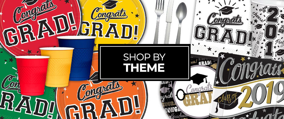 Graduation Shop By Theme