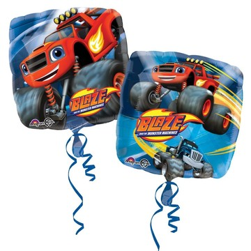 "17"" Blaze and the Monster Machines Foil Balloon (Each)"