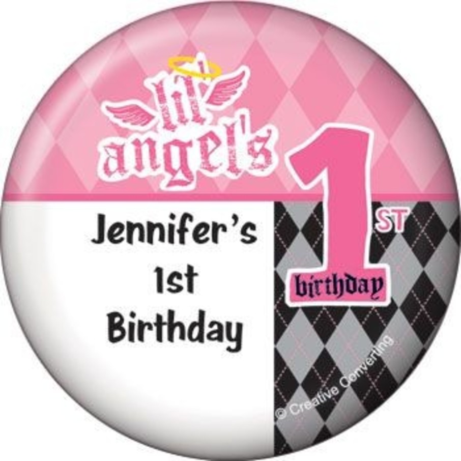 View larger image of 1st Birthday Angel Personalized Magnet (each)