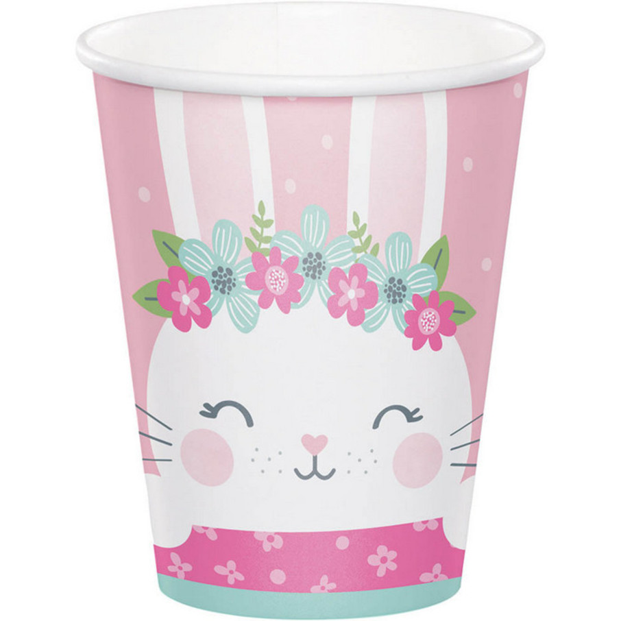 View larger image of Birthday Bunny Hot/Cold 9oz Cup (8)