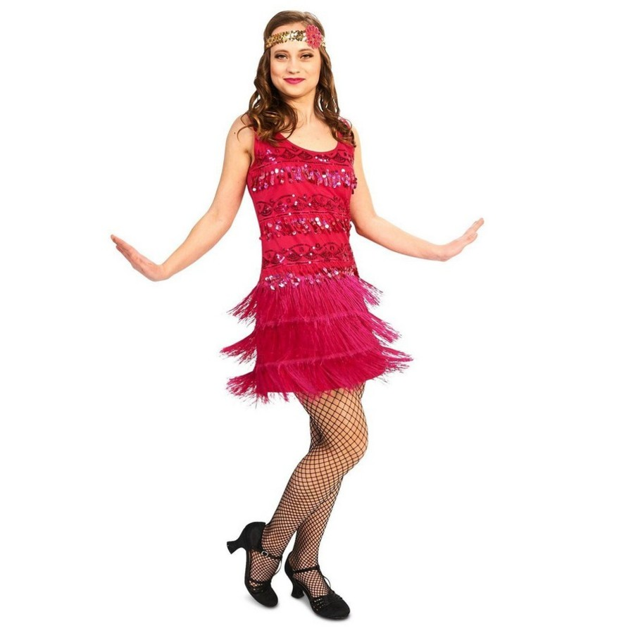 View larger image of 20's Vintage Inspired Flapper Adult Costume