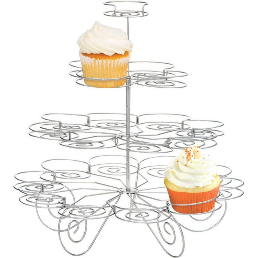 View larger image of 4 Tier Cupcake Stand