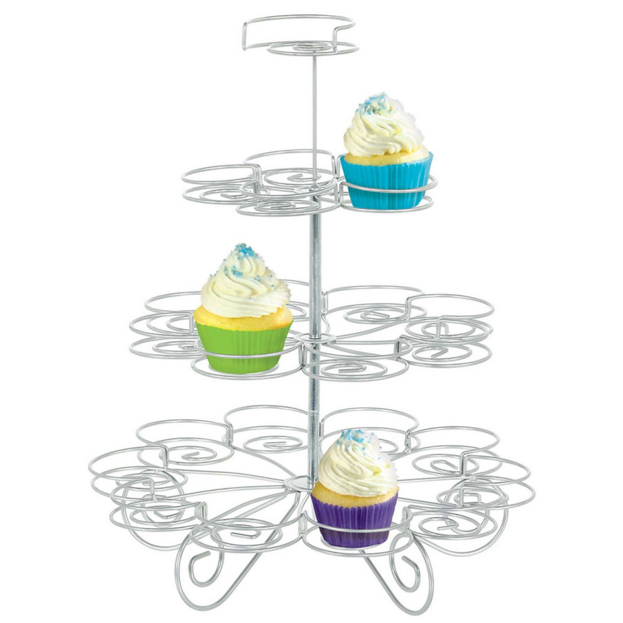 View larger image of 4 Tier Mini Cupcake Stand