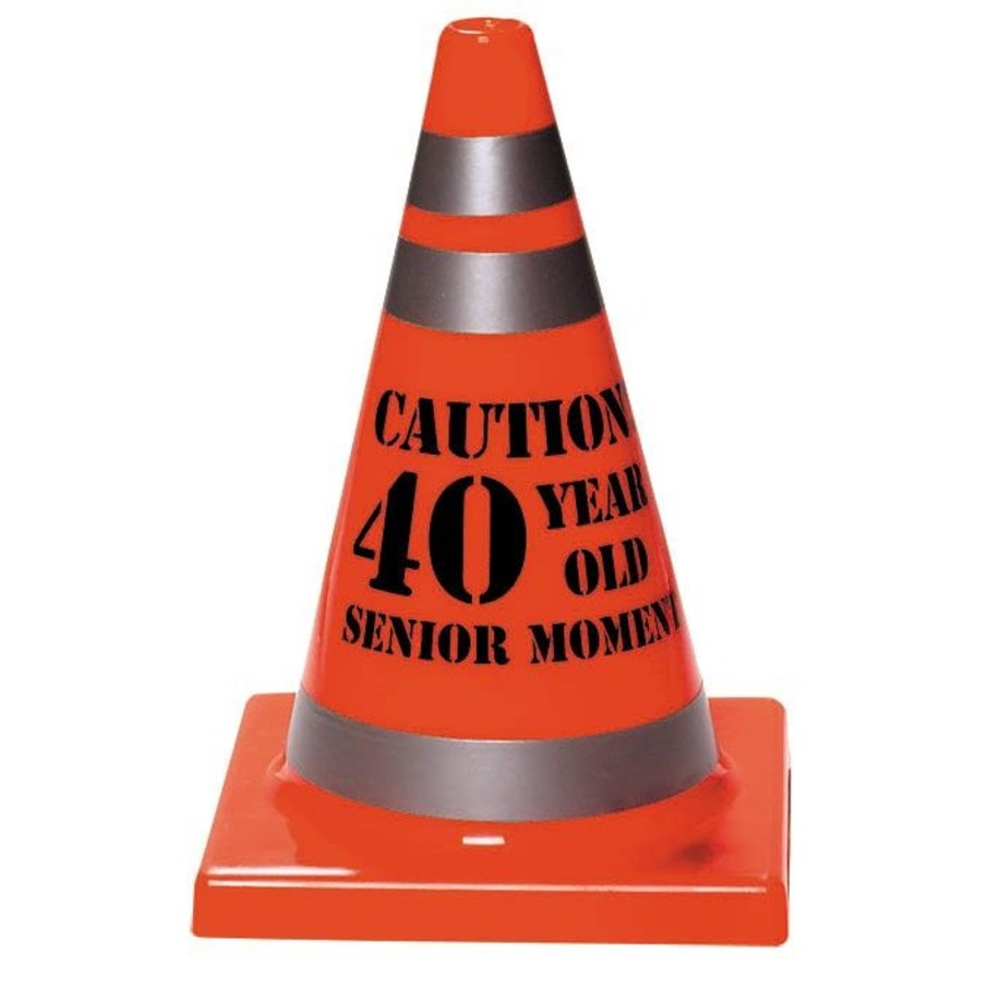 View larger image of 40 Year Old Senior Moment Cone