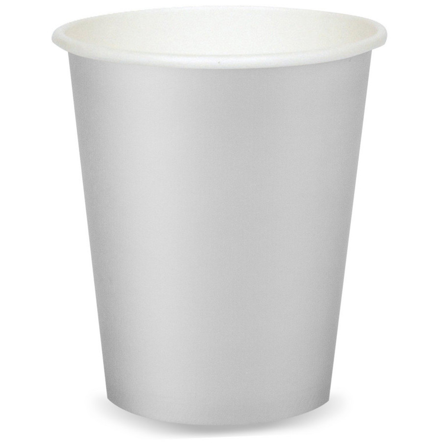 View larger image of 9 oz Cups - Gray (8)