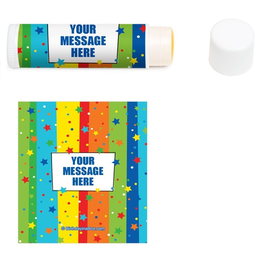View larger image of A Year to Celebrate Personalized Lip Balm (12 Pack)