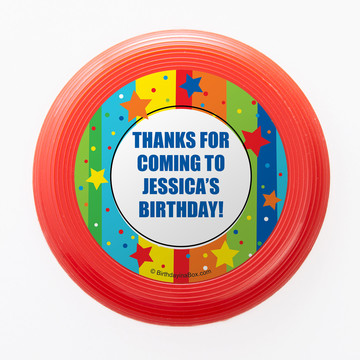 A Year To Celebrate Personalized Mini Discs (Set Of 12)