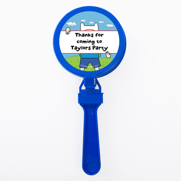 Adventure Time Personalized Clappers (Set of 12)