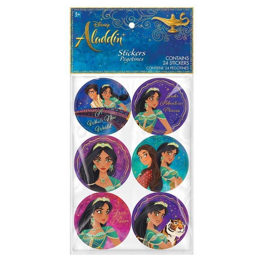 View larger image of Aladdin Assorted Stickers