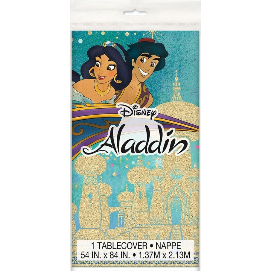 View larger image of Aladdin Plastic Tablecover