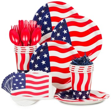 American Flag Standard Kit (Serves 8)