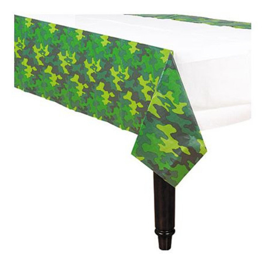 View larger image of Army Party Table Cover (each)