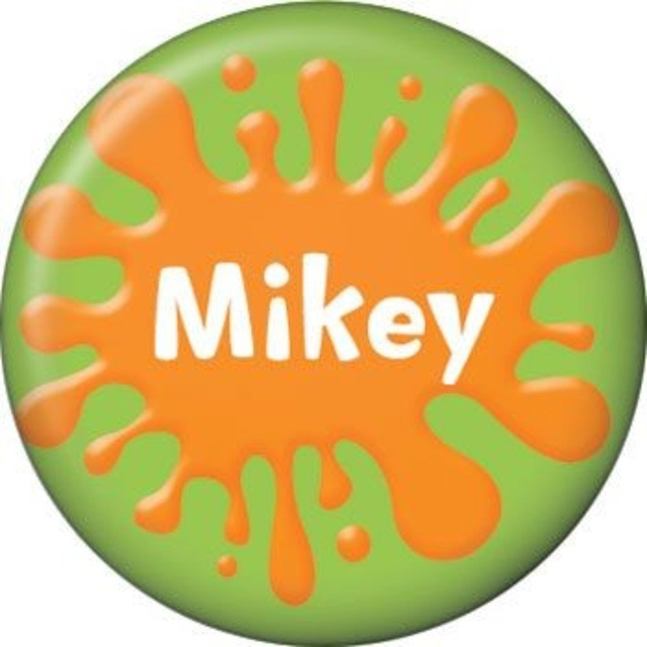 View larger image of Art Personalized Mini Button (each)
