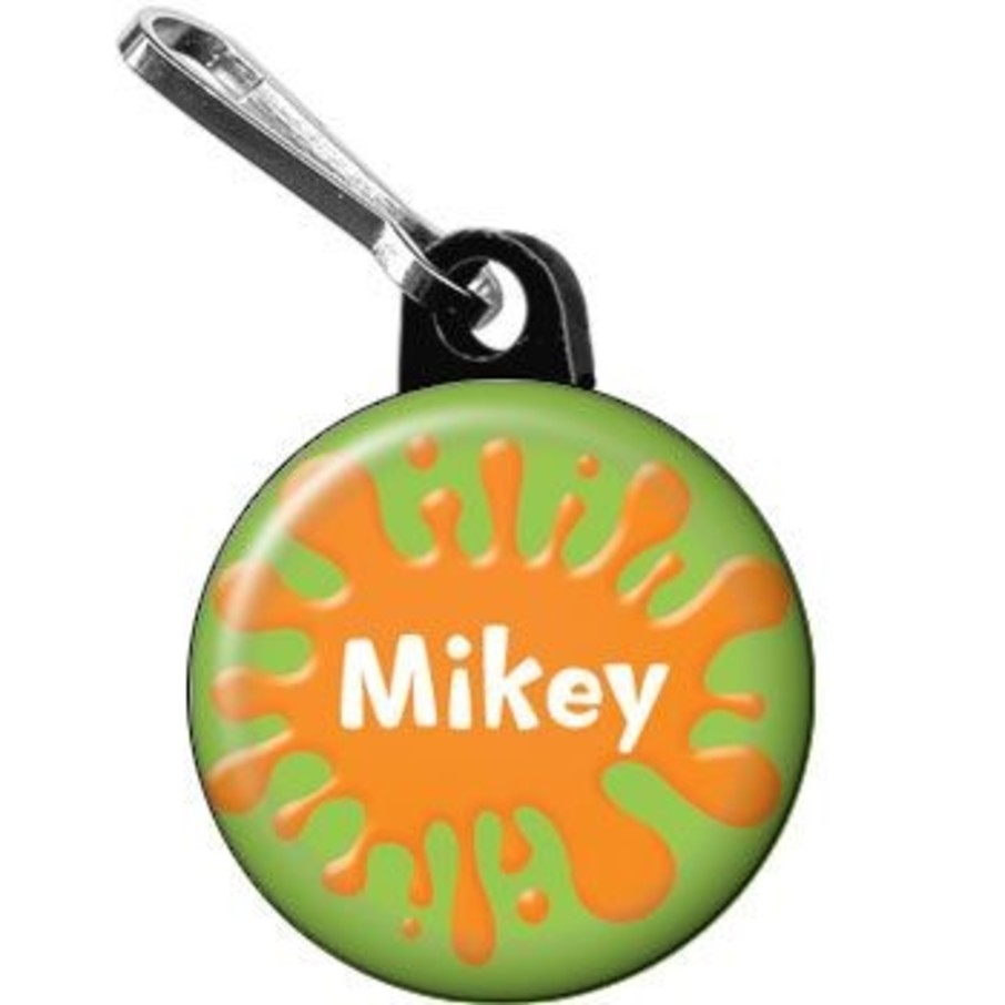 View larger image of Art Personalized Mini Zipper Pull (each)