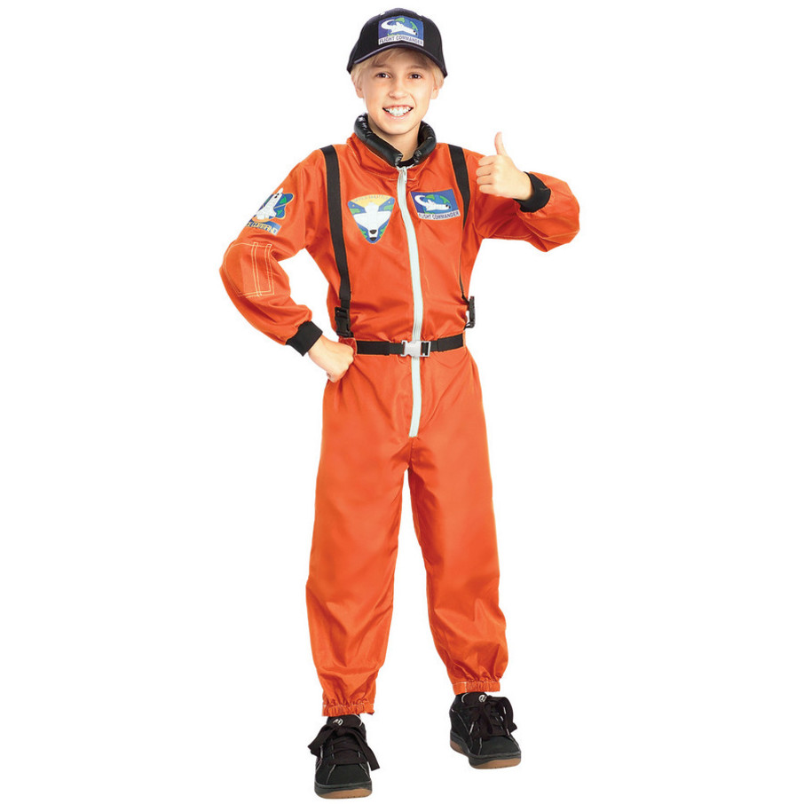 View larger image of Astronaut Child Costume
