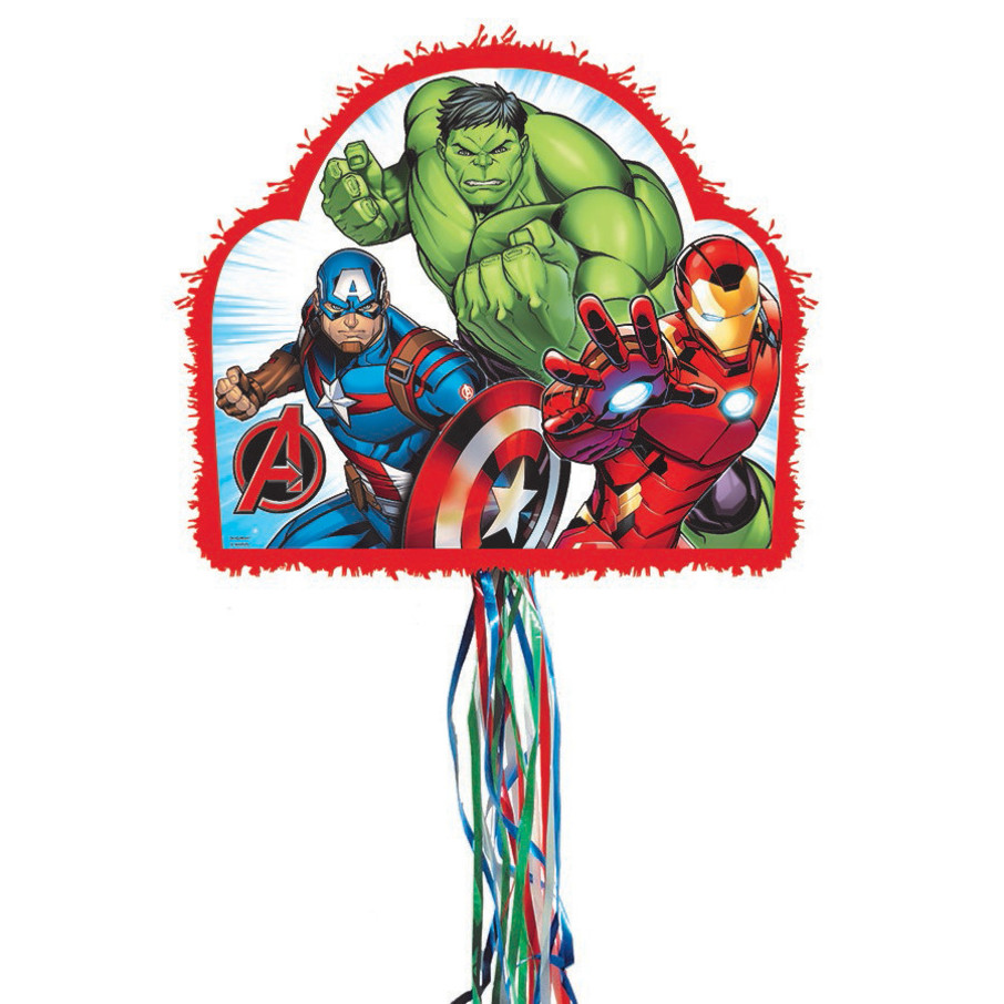 View larger image of Avengers Pinata ( Each)