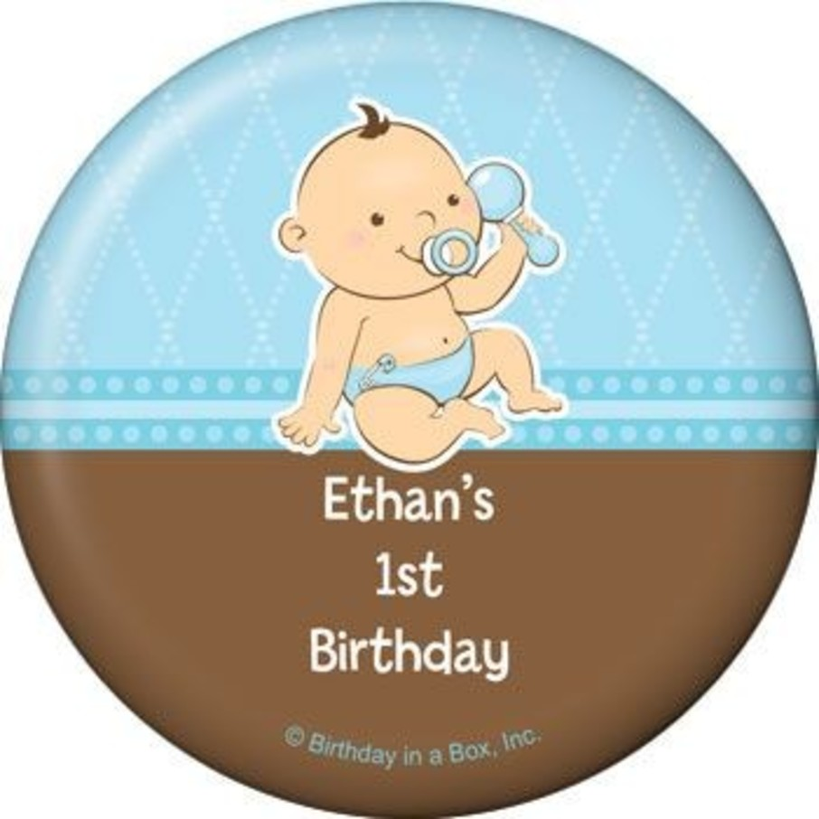 View larger image of Baby Boy Personalized Magnet (each)
