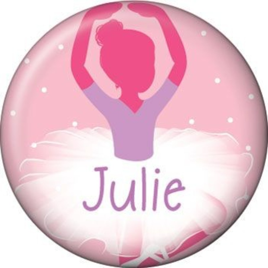 View larger image of Ballet Personalized Mini Magnet (each)
