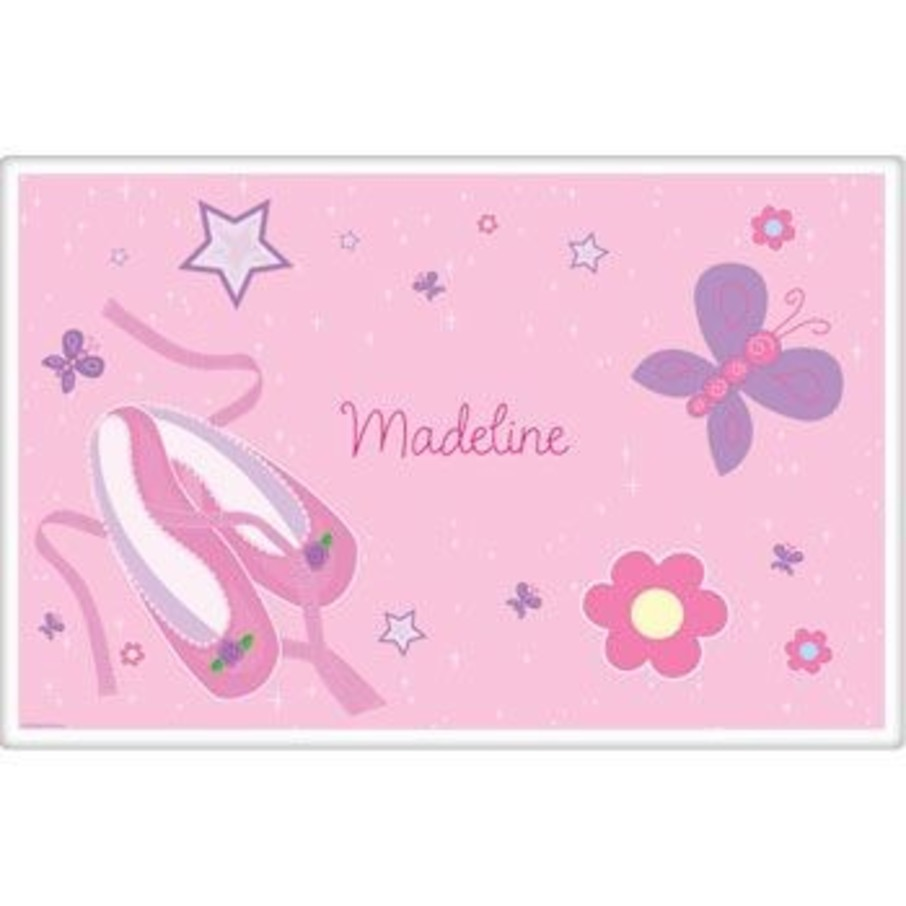 View larger image of Ballet Personalized Placemat (each)