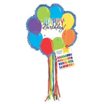 Balloon Bash Pinata