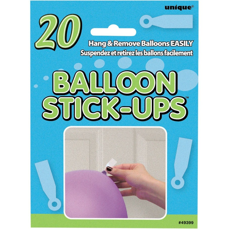 View larger image of Balloon Stick-Ups