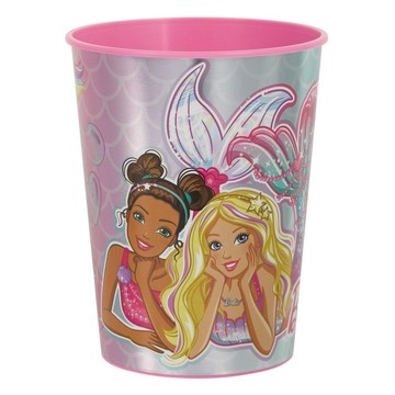 Barbie Mermaid Favor Cup