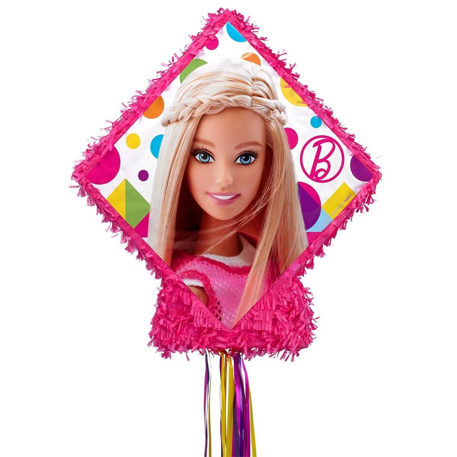 View larger image of Barbie Pinata