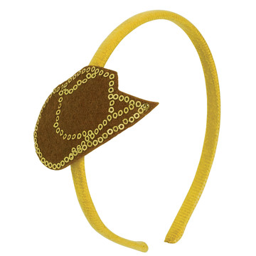 Barnyard Birthday Deluxe Headband
