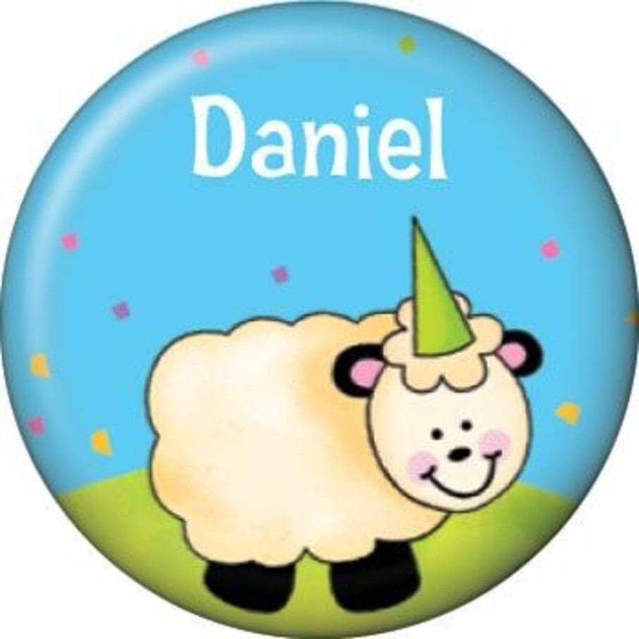 View larger image of Barnyard Personalized Mini Magnet (each)
