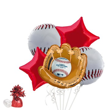 Baseball Balloon Bouquet Kit