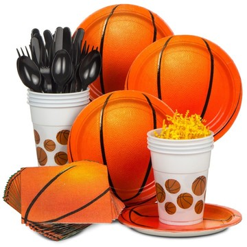 Basketball Party Standard Kit (Serves 8)