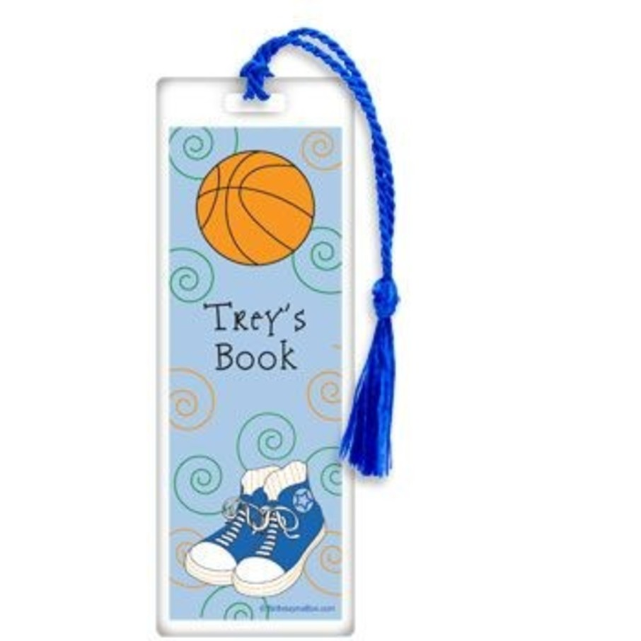 View larger image of Basketball Star Personalized Bookmark (each)