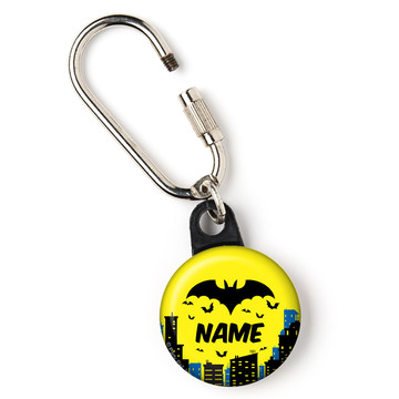 "Bat Personalized 1"" Carabiner (Each)"