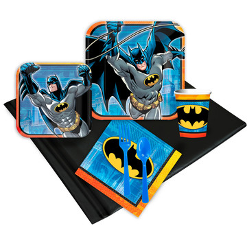 Batman 16 Guest Party Pack