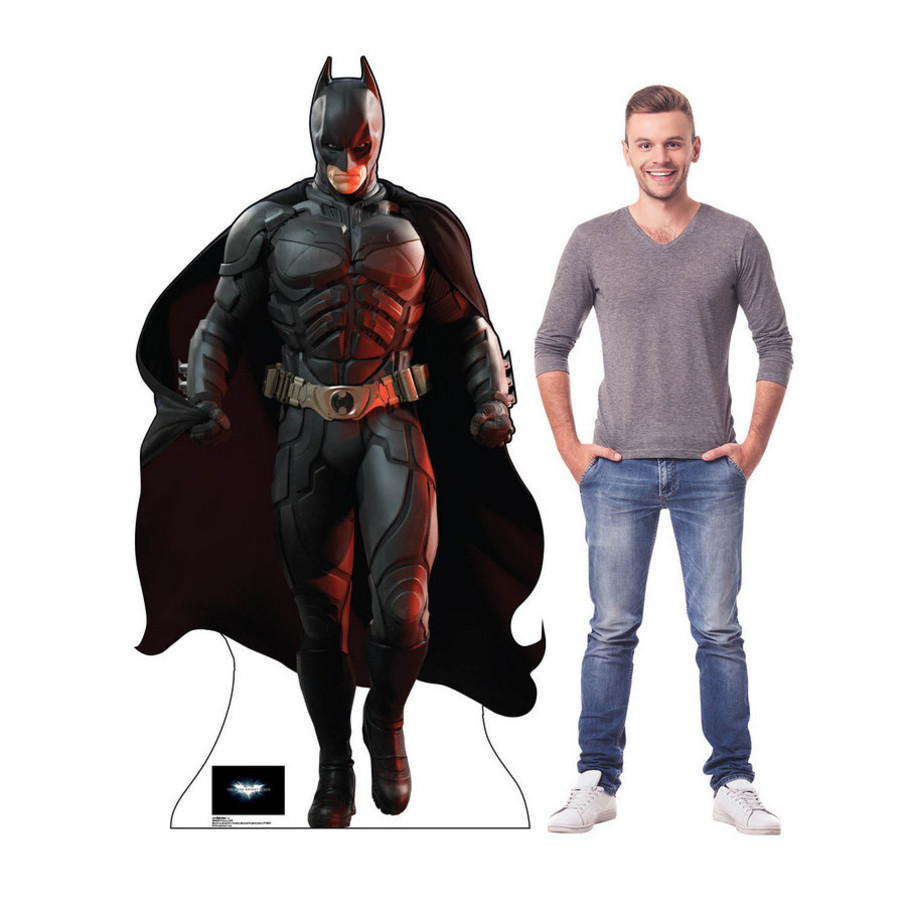 View larger image of Batman Cardboard Standup (Each)