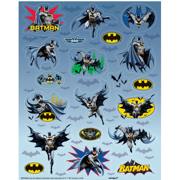Batman Stickers (4 Sheets)