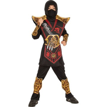 Battle Ninja Kids Costume